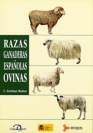 Esteban Muñoz, C. 2003. Razas Ganaderas Españolas. II. Ovinas. Editores: Cayo Esteban Muñoz, FEAGAS & MAPA. ISBN:84-491-0580-3